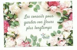 CPM Artisan Fleuriste De France Conseil Rose, Pivoine - Fleurs