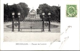 Belgium Brussels Palais de Laeken 1903