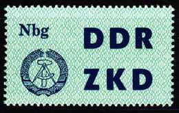 DDR DIENST LKZ Nr 11 Postfrisch S666E16 - DDR
