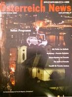 CA193 Zeitschrift PORSCHE Österreich News, Ausgabe Februar 2003, Neu - Automóviles & Transporte