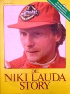 CA202 Fotoband Die Niki Lauda Story, 96 Seiten,1984, Neu - Automóviles & Transporte