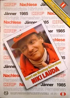 CA204 Zeitschrift ORF Nachlese 1985, Sport Am Montag-Interview Niki Lauda, Neu - Auto & Verkehr