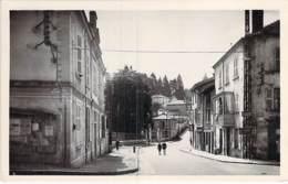 69 - COURS : Gendarmerie - CPSM Photo Noir Et Blanc Format CPA 1958 - Rhône - Cours-la-Ville