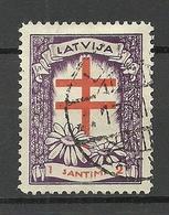 LETTLAND Latvia 1930 Michel 161 O - Latvia