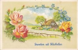 "WICHELEN - SCHELLEBELLE - ""Groeten Uit Wichelen"" - Wichelen"