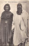 1305 AFRIQUE OCCIDENTALE Maure Et Targui Collection Générale Fortier Dakar (Algérie Tunisie Maroc Mauritanie) 1910 - Cartes Postales
