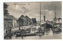 Boom - 10. Petit-Willebroeck  Port - Boom