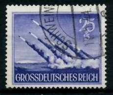 3. REICH 1944 Nr 884y Gestempelt X6ED762 - Deutschland