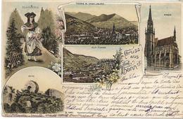 68 THANN . LOT 1 De 9 Belles Cartes  ,état Extra - Cartes Postales