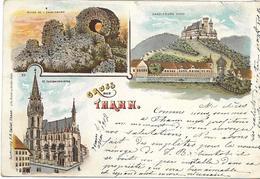 68 THANN . LOT 2 De 9 Belles Cartes  ,état Extra - Cartes Postales