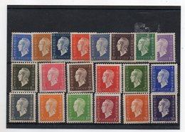 1945--Lot De 20 Valeurs  -Marianne De Dulac--Série De Londres --NEUFS --Gomme Intacte  -- Cote  10€.............à Saisir - France