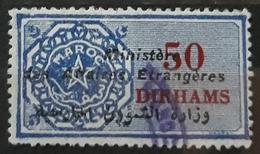MARRUECOS Taxa. USADO - USED. - Marruecos (1956-...)