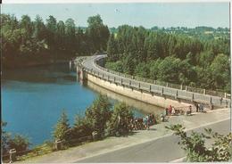 9Dp-745: ROBERTVILLE Le Lac Et Le Barrage Die Talsperre  Verstuurd 1985 > Kortemark - Autres