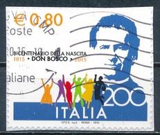 °°° ITALIA 2015 - DON BOSCO °°° - 6. 1946-.. Republic