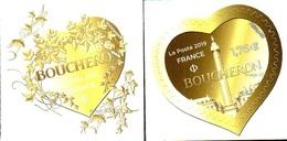 France Autoadhésif N° 1669 à 1670 ** Saint Valentin, Coeurs De Boucheron - France