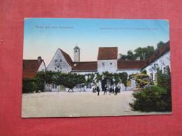 Gruss Aus Dem Gruenwald  Stamp & Cancel    Ref 3433 - Leipzig