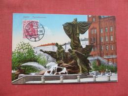 Stettin  Germany Stamp & Cancel      Ref 3433 - Pommern