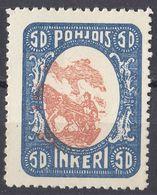INGRIA - 1920 -Yvert 10 Nuovo Senza Linguella. - Emisiones Locales