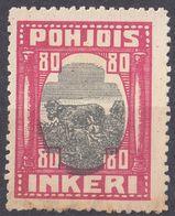 INGRIA - 1920 - Yvert 11 Non Timbrato E Non Gommato (seconda Scelta). - Finland