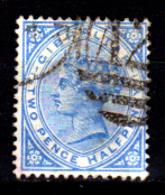 Gibilterra-066 - Emissione 1886 - Senza Difetti Occulti. - Gibilterra