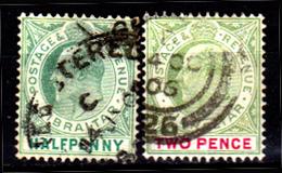 Gibilterra-067 - Emissione 1904 - Senza Difetti Occulti. - Gibilterra