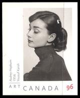 Canada (Scott No.2272 - Audrey Hepburnl Par-by / Yousuf Karsh)+ [**] - Neufs