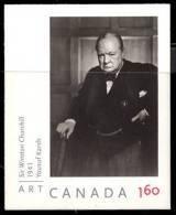 Canada (Scott No.2273 - Winston Churchill Par-by / Yousuf Karsh) [**] - Neufs