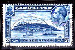 Gibilterra-071 - Emissione 1931-33 - Senza Difetti Occulti. - Gibilterra