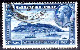 Gibilterra-072 - Emissione 1931-33 - Senza Difetti Occulti. - Gibilterra