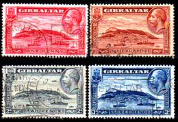 Gibilterra-073 - Emissione 1931-33 - Senza Difetti Occulti. - Gibilterra