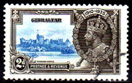 Gibilterra-074 - Emissione 1935 - Senza Difetti Occulti. - Gibilterra