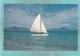 Small Post Card Of Lindeman Island,Great Barrier Reef,Queensland, Australia.,V103. - Cairns