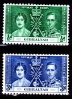 Gibilterra-075 - Emissione 1937 (++) MNH - Senza Difetti Occulti. - Gibilterra