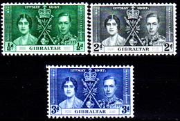Gibilterra-077 - Emissione 1937 (++) MNH - Senza Difetti Occulti. - Gibilterra
