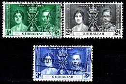 Gibilterra-078 - Emissione 1937 - Senza Difetti Occulti. - Gibilterra