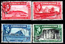 Gibilterra-079 - Emissione 1938-51 - Senza Difetti Occulti. - Gibilterra