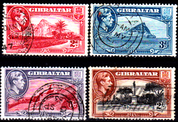 Gibilterra-080 - Emissione 1938-51 - Senza Difetti Occulti. - Gibilterra