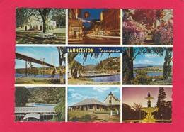 Modern Multi View Post Card Of Lauceston,Tasmania, Australia..D22. - Lauceston