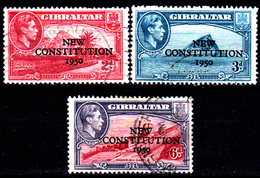 Gibilterra-081 - Emissione 1950 - Senza Difetti Occulti. - Gibraltar
