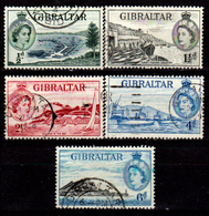 Gibilterra-083 - Emissione 1953 - Senza Difetti Occulti. - Gibilterra