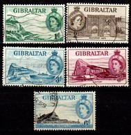 Gibilterra-084 - Emissione 1953 - Senza Difetti Occulti. - Gibilterra