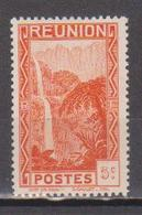 REUNION       N°  YVERT    128   NEUF SANS  CHARNIERES      ( Sch 01/20 ) - Réunion (1852-1975)