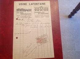 Paris Usine Lafontaine - France