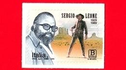 Nuovo - MNH - ITALIA - 2019 - 30 Anni Della Morte Di Sergio Leone, Regista – Cinema - Film - Western  - B Zona 2 - 1946-.. République