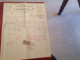 Lyon Produits Céramique Granger - France