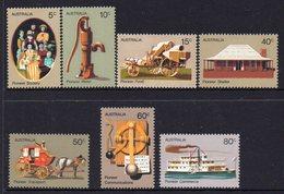 AUSTRALIA, 1972 PIONEER LIFE 7 MNH - 1966-79 Elizabeth II