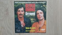 Oliver Onions - Orzowei - Vinyl-Single Von 1976 - Disco, Pop