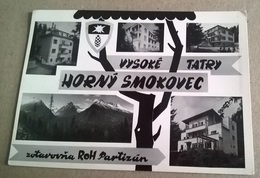 VYSOKE TATRY HORNY SMOKOVEC  (498) - Repubblica Ceca