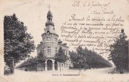 M LAMBERSART                          Mairie                        Timbree - Lambersart