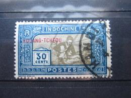 "VEND BEAU TIMBRE DE KOUANG - TCHEOU N° 92 , OBLITERATION "" HANOI "" !!! - Used Stamps"